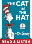 The Cat in the Hat: Read & Listen Edition Book