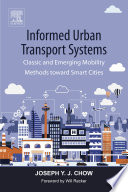 Informed Urban Transport Systems Book