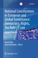 NATIONAL CONSTITUTIONS IN EUROPEAN AND GLOBAL GOVERNANCE Pdf/ePub eBook