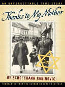 Thanks to My Mother ebook