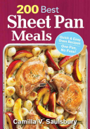 200 Best Sheet Pan Meals Book PDF