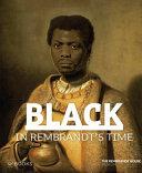 Black In Rembrandt S Time
