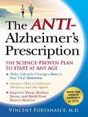 The Anti-Alzheimer's Prescription Pdf/ePub eBook