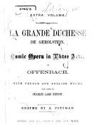 La grande duchesse de Gérolstein