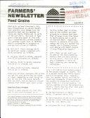 Farmers  Newsletter