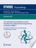 7th International Conference on the Development of Biomedical Engineering in Vietnam (BME7)