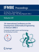 7th International Conference on the Development of Biomedical Engineering in Vietnam (BME7) Pdf/ePub eBook