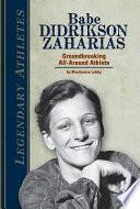 Babe Didrikson Zaharias Book