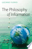 The Philosophy of Information Book