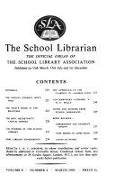 School Librarian