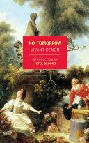 No Tomorrow/Point de Lendemain
