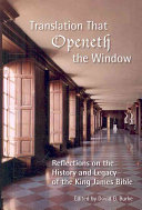 Translation that Openeth the Window Pdf/ePub eBook