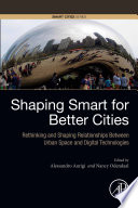 Shaping Smart for Better Cities Book