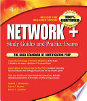 Network  Study Guide   Practice Exams Book