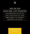 Pdf Muslim Neoplatonists Telecharger