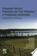 Ecosystem Service Potentials and Their Indicators in Postglacial Landscapes Book