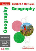 GCSE Revision - Geography