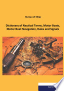 Dictionary Of Nautical Terms Motor Boats Motor Boat Navigation Rules And Signals