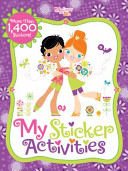 Pinky Swear Pals: My Sticker Activities