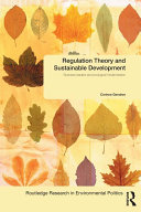 Regulation Theory and Sustainable Development
