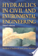 Hydraulics in Civil and Environmental Engineering  Fourth Edition Book