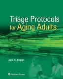 Triage Protocols for Aging Adults Pdf/ePub eBook