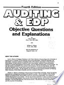 Auditing & EDP