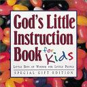 God's Little Instruction Book for Kids ebook