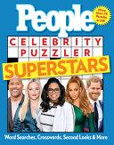 People Celebrity Puzzler Superstars