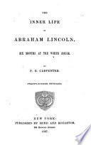 The Inner Life of Abraham Lincoln