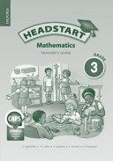Books - Headstart Mathematics Grade 3 Teachers Guide   ISBN 9780199048045