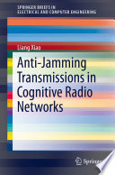 Anti Jamming Transmissions in Cognitive Radio Networks