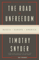 The Road to Unfreedom ebook