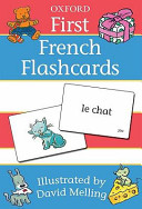 Oxford First French Flashcards Book