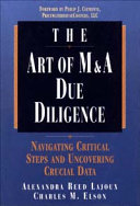 Art of M and A Due Diligence