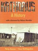 Books - Kathorus: A History | ISBN 9780636045095