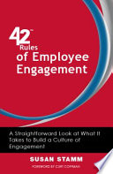42 Rules of Employee Engagement Book