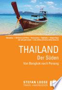 Stefan Loose ReisefŸhrer Thailand, Der SŸden