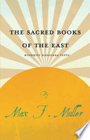 The Sacred Books of the East - Buddhist Mahayana Texts
