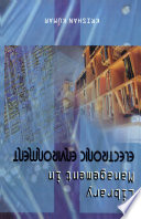 Library Management in Electronic Environment Book