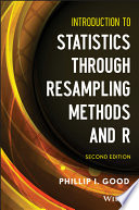 Introduction To Statistics Through Resampling Methods And R Book PDF