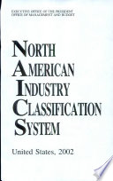 North American Industry Classification System Book