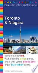 Toronto   Niagara Colourguide