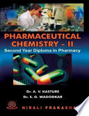 """Pharmaceutical Chemistry Ii"" by Dr. A. V. Kasture, S. G. Wadodkar"