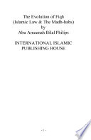 Evolution of Fiqh Book