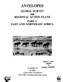 Antelopes  East and Northeast Africa