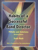 Habits of a Successful Band Director Pdf/ePub eBook