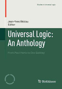 Universal Logic: An Anthology