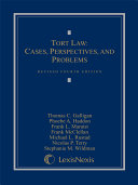 Tort Law  Cases  Perspectives  and Problems