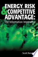 Energy, Risk & Competitive Advantage